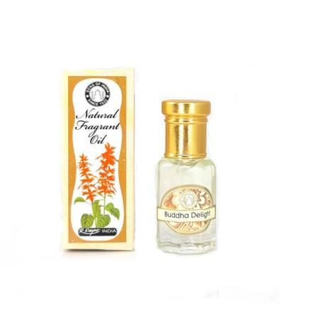 ORIENTALNE PERFUMY W OLEJKU PATCHOULI 5ML SONG OF INDIA